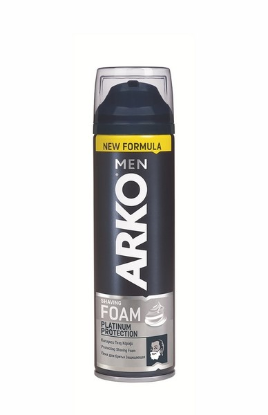 ARKO Пена д/бр. Platinum Prot 200ml АКЦИЯ! СКИДКА 15%