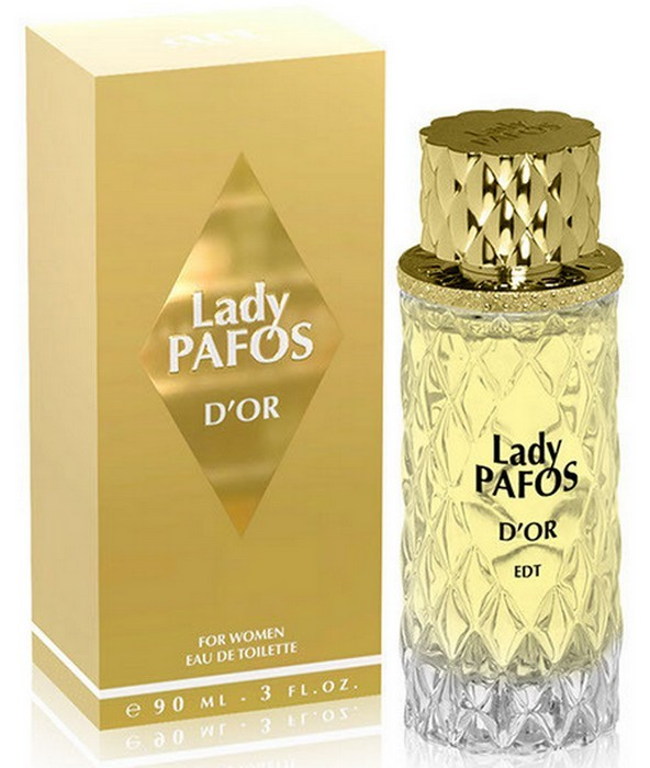 LADY PAFOS D`OR  90ml /жен.(DOLCE GABBANA  03 L`IMPERATRICE)