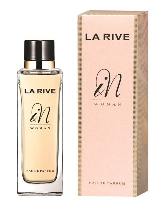 LA RIVE  IN WOMAN 90ml /жен.  +  ПАКЕТ  (армани Си)