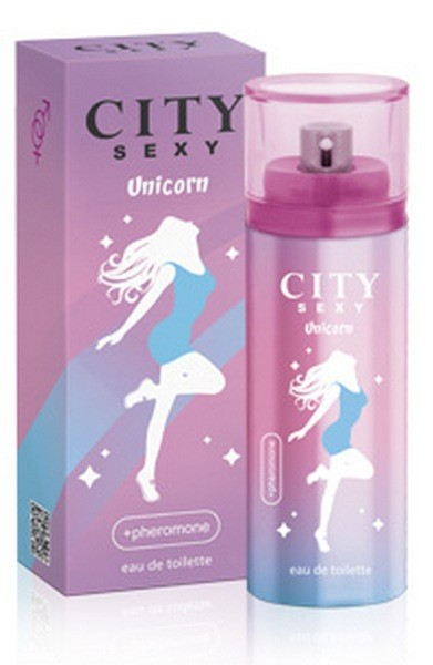 CITY SEXY UNICORN 60ml /жен.