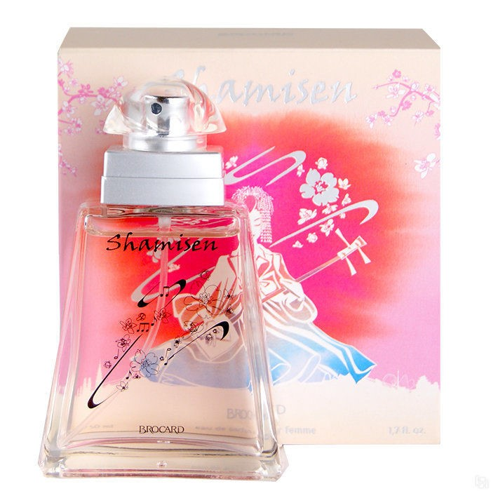 BROCARD  .SHAMISEN 50ml /жен edp