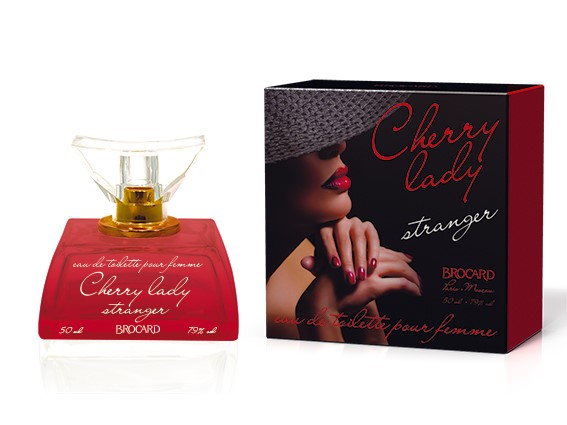 BROCARD  CHERRY LADY STRANGER (CH 212 Summer) 50 ml/жен
