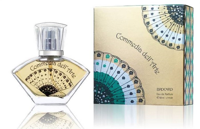 BROCARD  COMMEDIA DELL ARTE 50ml /жен edp