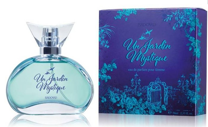 BROCARD  UN JARDIN MYSTIQUE 50ml (D&G Light Blue)/жен edp