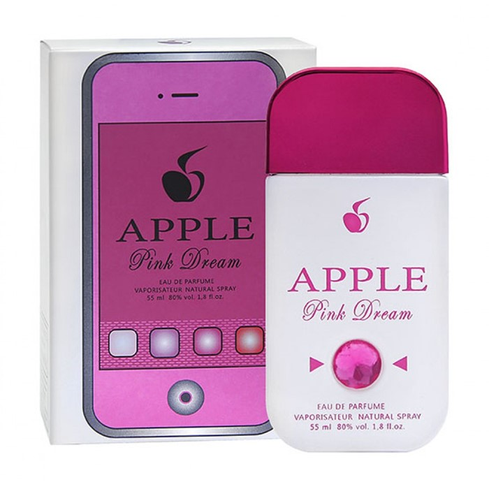 APPLE  PINK DREAM 55ml /жен.