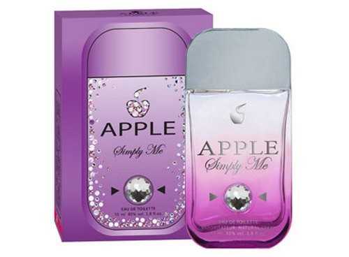 APPLE  SIMPLY ME 55ml /жен.(Ланвин эклат)