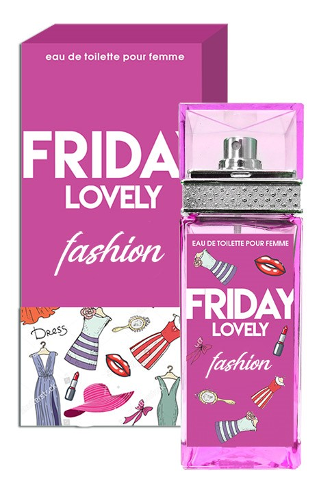 FRIDAY LOVELY FASHION /жен.