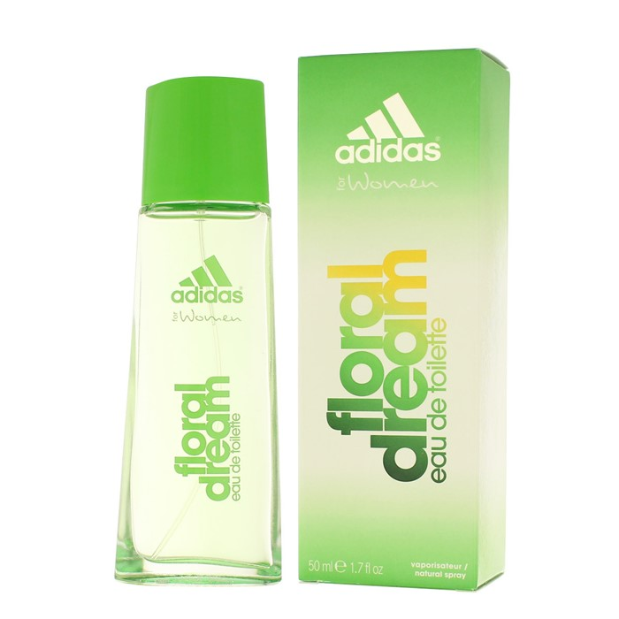 ADIDAS  FLORAL DREAM 50ml edt Woman