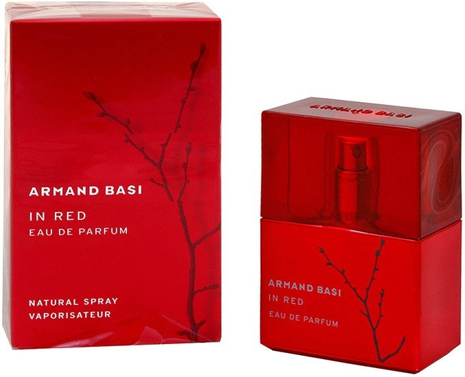 ARMAND BASI IN RED 50ml Eau de Parfum (красный)