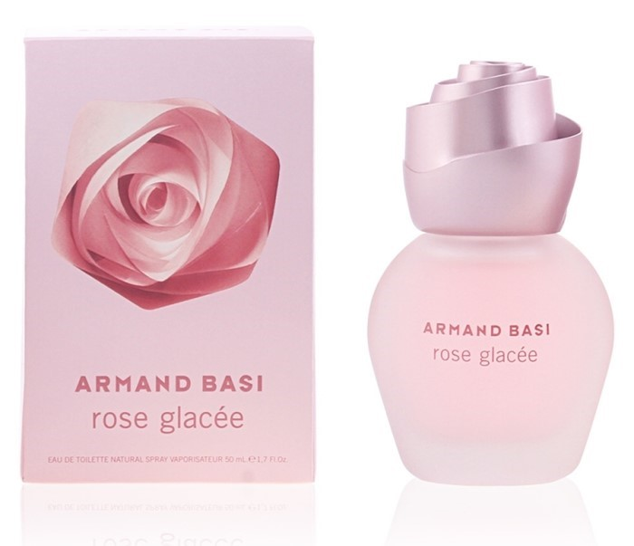 ARMAND BASI ROSE GLACEE 50ml edt
