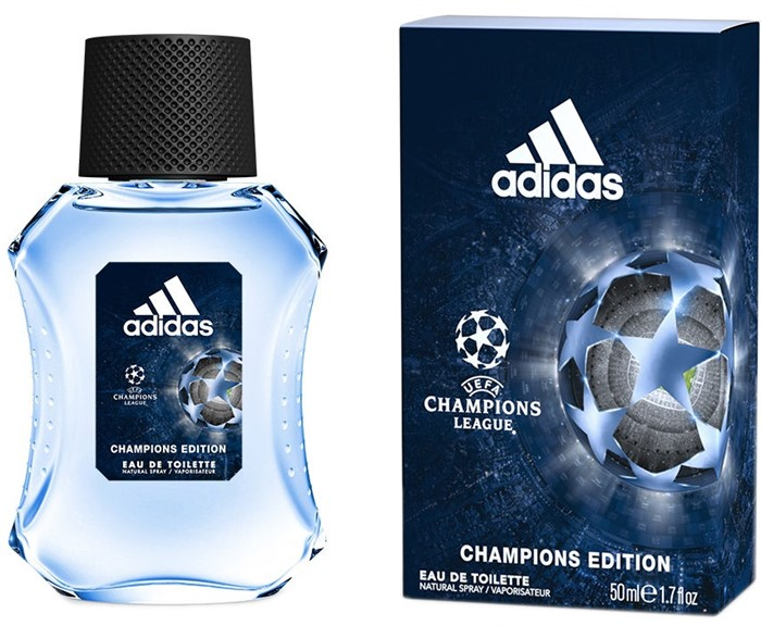 ADIDAS UEFA CHAMPIONS LEAGUE 50ml edt Homme