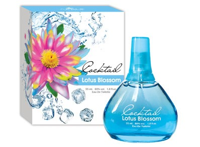 COCKTAIL LOTUS BLOSSOM 55ml /жен.(Дольче Габбана лайт блю)