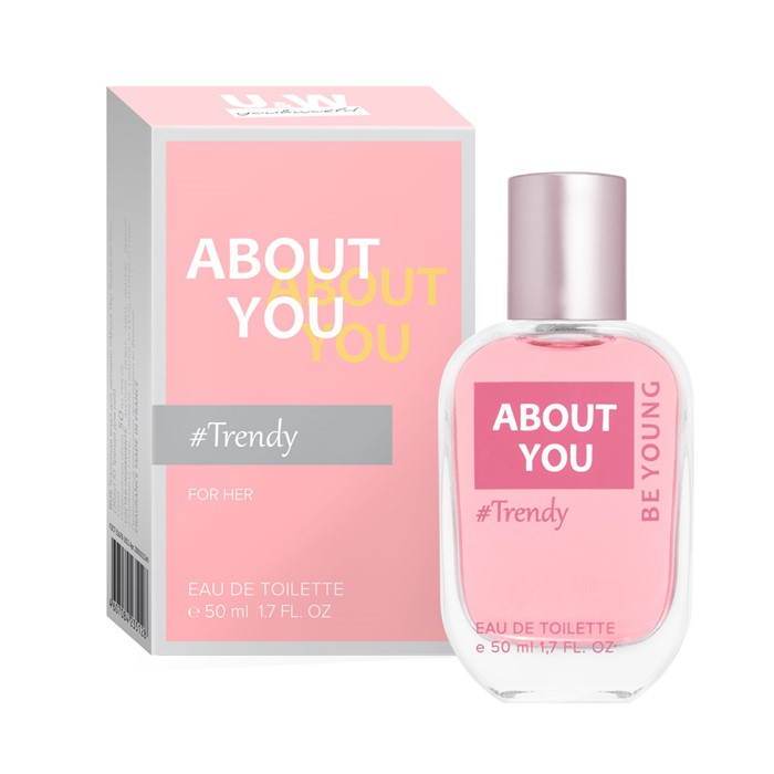 ABOUT YOU  TRENDY FOR HER 50ml /жен.