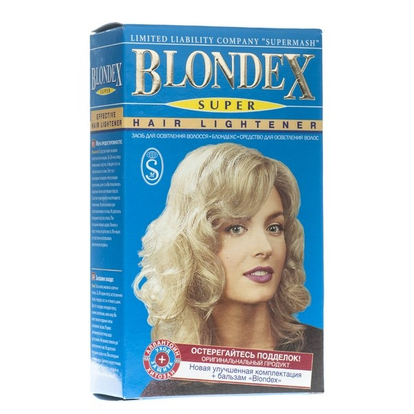 BLONDEX SUPER 20г