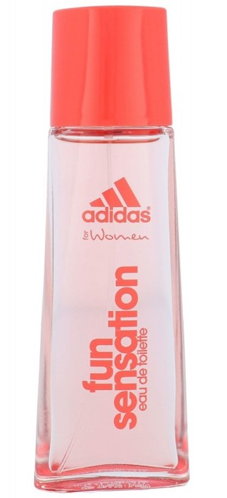 ADIDAS  FUN SENSATION 50ml edt Woman TESTER