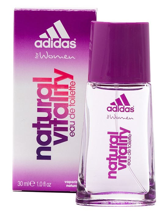 ADIDAS  NATURAL VITALITY 30ml edt Woman