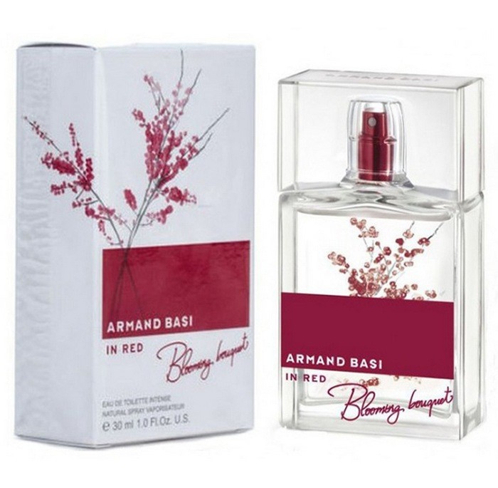 ARMAND BASI IN RED BLOOMING BOUQUET INTENSE 30ml edt