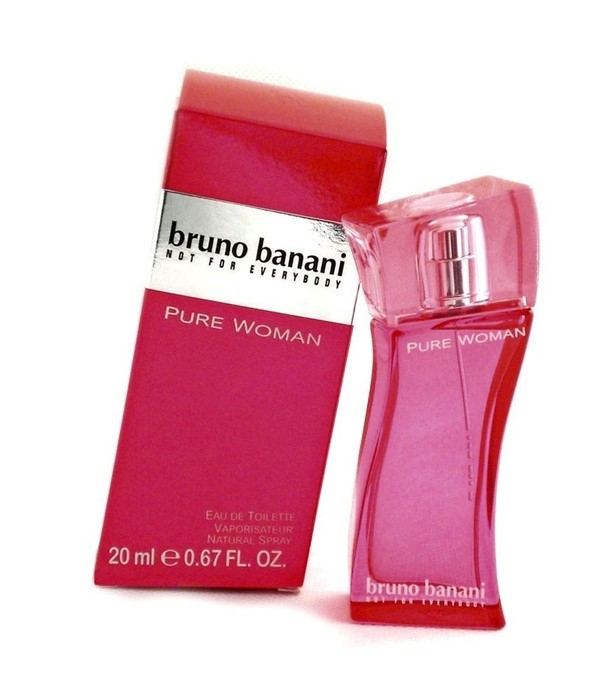 BRUNO BANANI PURE WOMAN 20ml edt