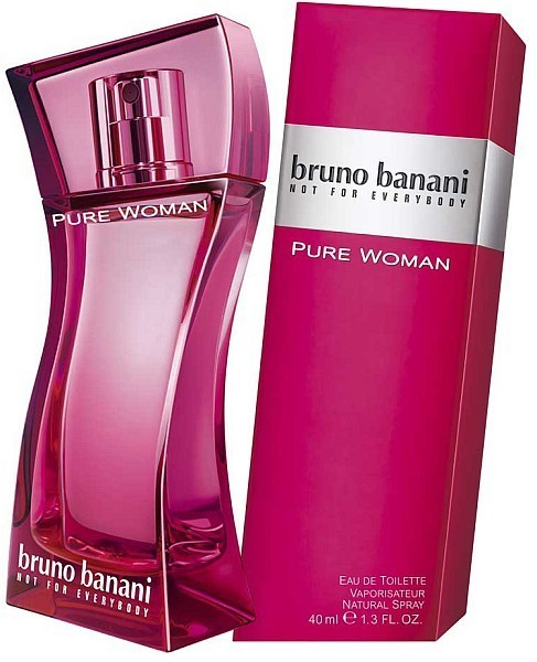 BRUNO BANANI PURE WOMAN 40ml edt
