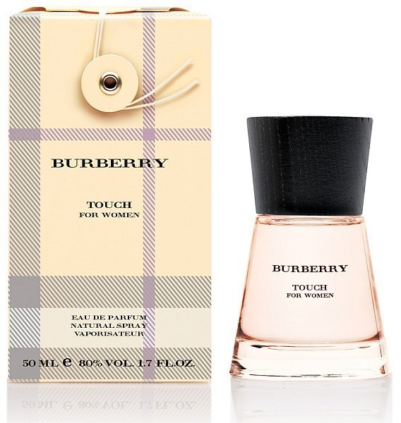 BURBERRY touch 50ml edp woman