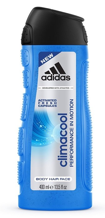 ADIDAS CLIMACOOL Гель д/душа 250ml Homme