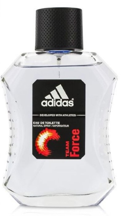 ADIDAS TEAM FORCE 100ml edt Homme TESTER