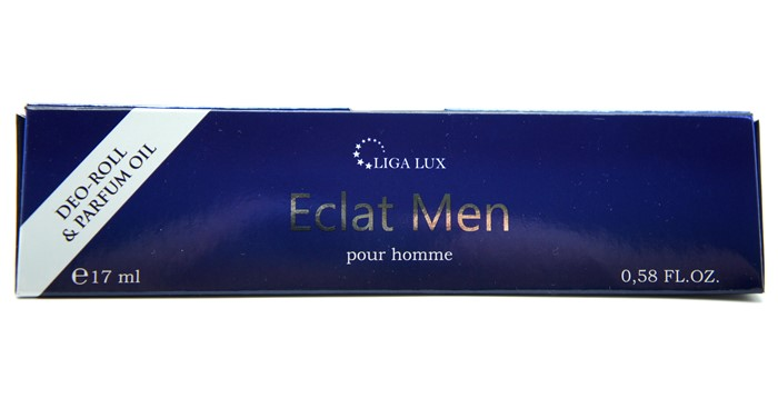 Духи-ролл  17ml  ECLAIR MEN (масл.) муж.