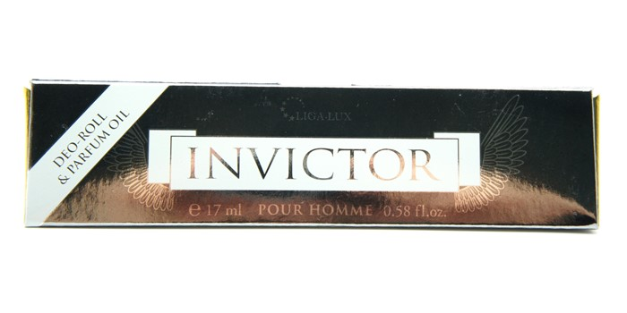 Духи-ролл  17ml  INVICTOR (масл.) муж.