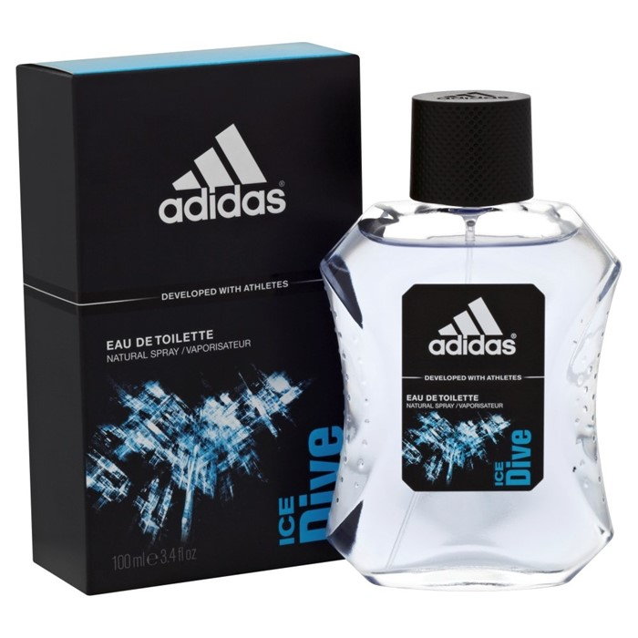 ADIDAS ICE DIVE 100ml edt Homme