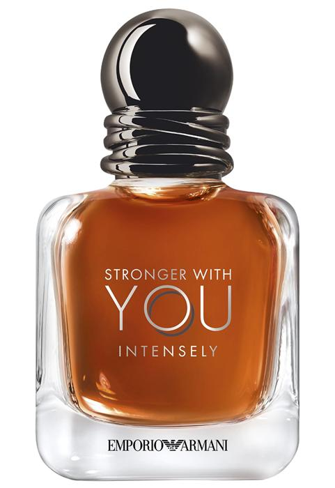 ARMANI STRONGER WITH YOU INTENSELY HOMME 100ml edp TESTER