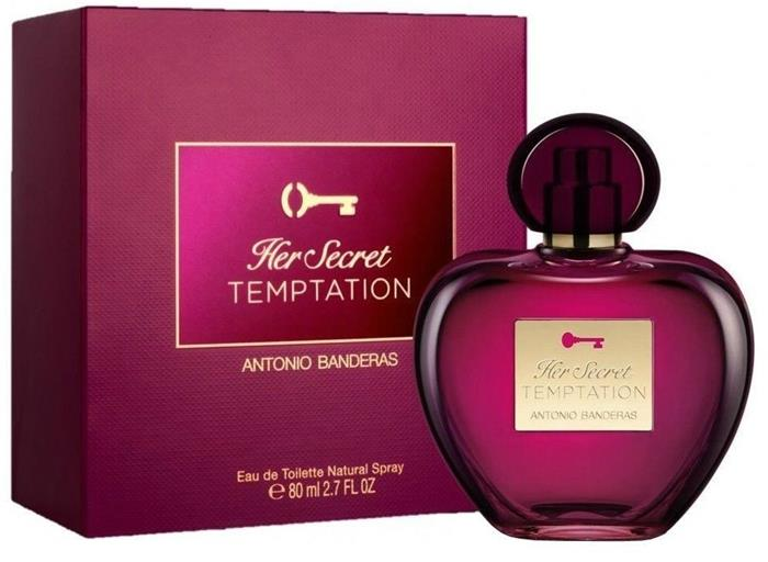 AB  HER SECRET TEMPTATION 80ml /жен.