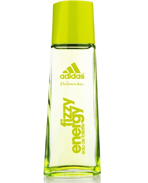 ADIDAS  FIZZY ENERGY 50ml edt Woman TESTER