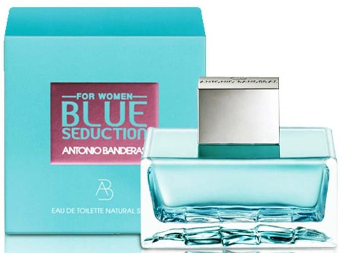 AB  BLUE  SEDUCTION 80ml /жен.
