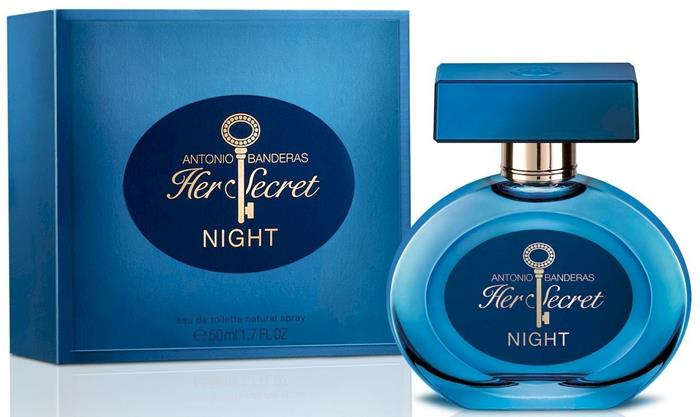 AB  SECRET NIGHT 50ml /жен.
